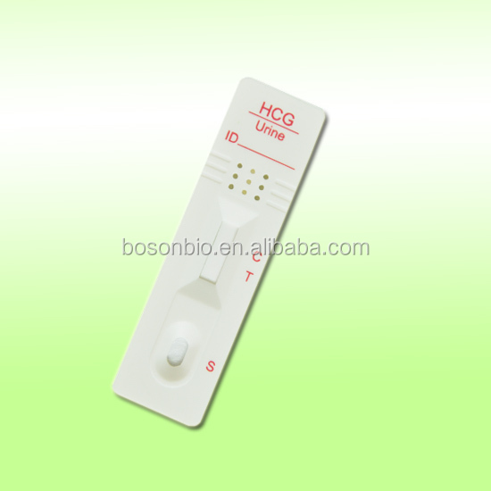 Rapid HCG Pregnancy Urine Test