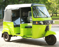 3 wheel motorcycle for passenger/New Factory price taxi bajaj three wheeler price