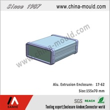 Electronic aluminum extrusion cabinet