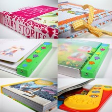 Newest design cheap book with hardback book cover, color hardback book