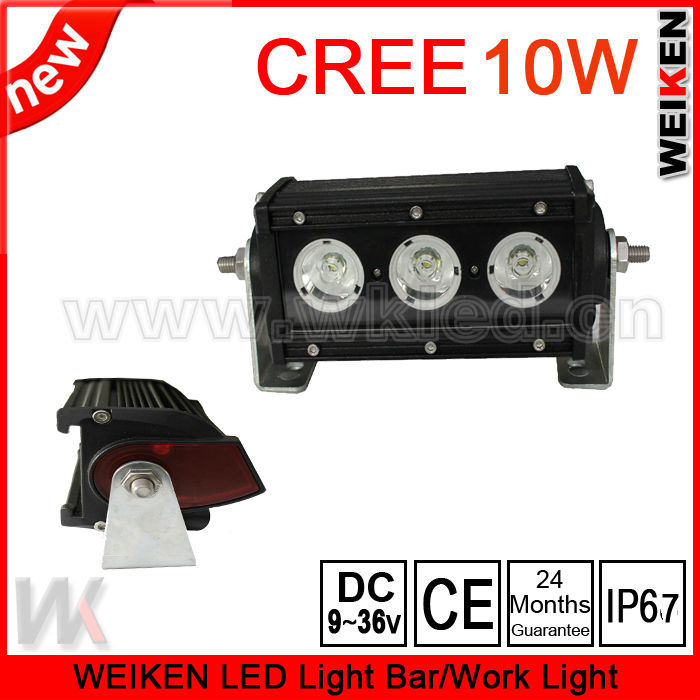 China Wholesale 6'' 30w 12v Led Cree Driving Lights