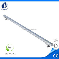 3W led lights outdoor ip65 linear lighting system