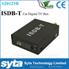 Syta Brazil, Japan,Chile Full Seg Auto Mobile ISDB-T Digital TV Tuner Receiver isdb t Transmitter Box