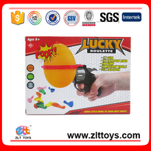 Party crazy hour lottery balloon gun toys for Kids