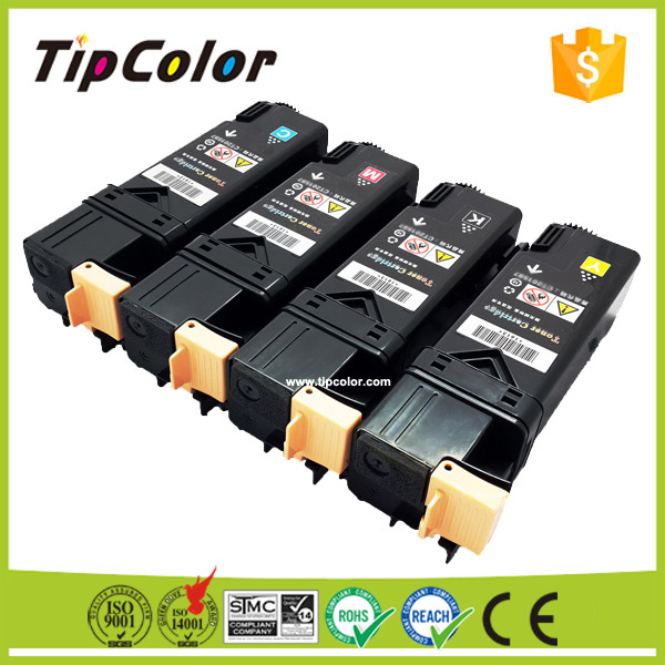 Hot New High Yield Compatible DELL 331-0719 CMYK Toner For DELL 2150CDN 2150CN 2155CDN 2155CN