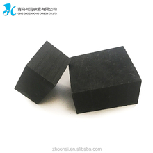 High Purity Low Ash Sparking EDM Isostatic Carbon Graphite Block for Mould Factory