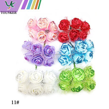 Wholesale Artificial Foam Rose Flower