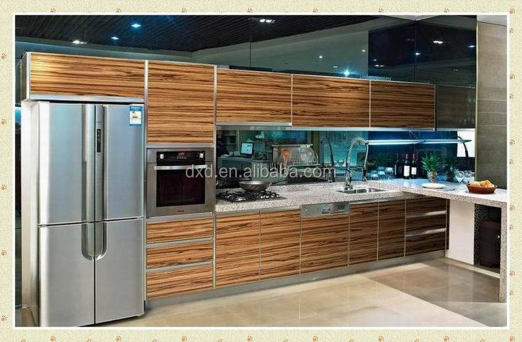 2014 hot sale white plastic kitchen cabinets buy white for Blue kitchen units sale