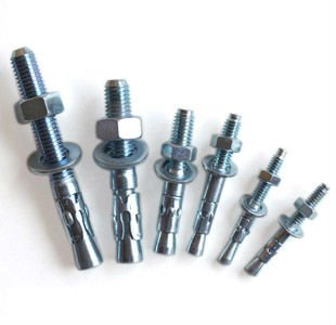 Wedge anchor (one clip style) / anchor bolt/fastener