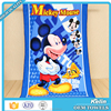 Cartoon design microfiber 80% polyester 20% polyamide warp knitting reactive print private chinese seks beach towel