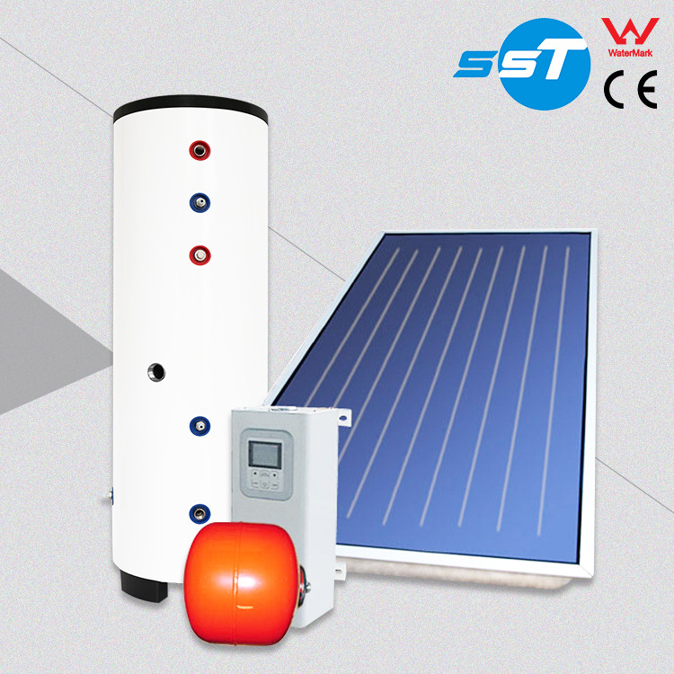 OEM non-pressurized solar water heater