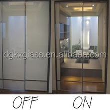 best price electric control smart switchable glass
