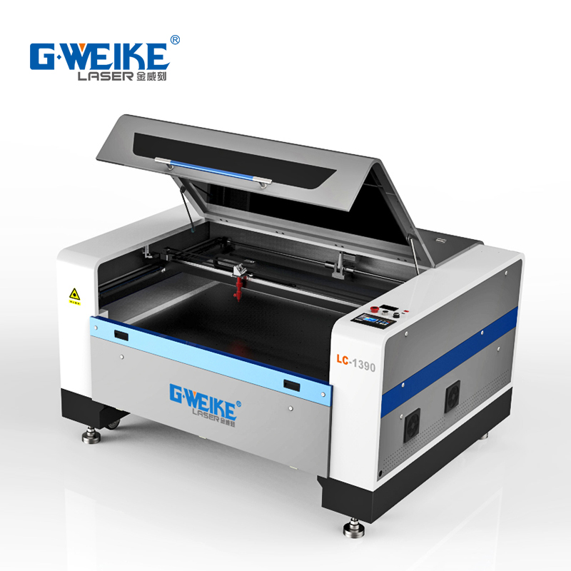 80W-130W CO2  laser non metal cutting and engraving machine