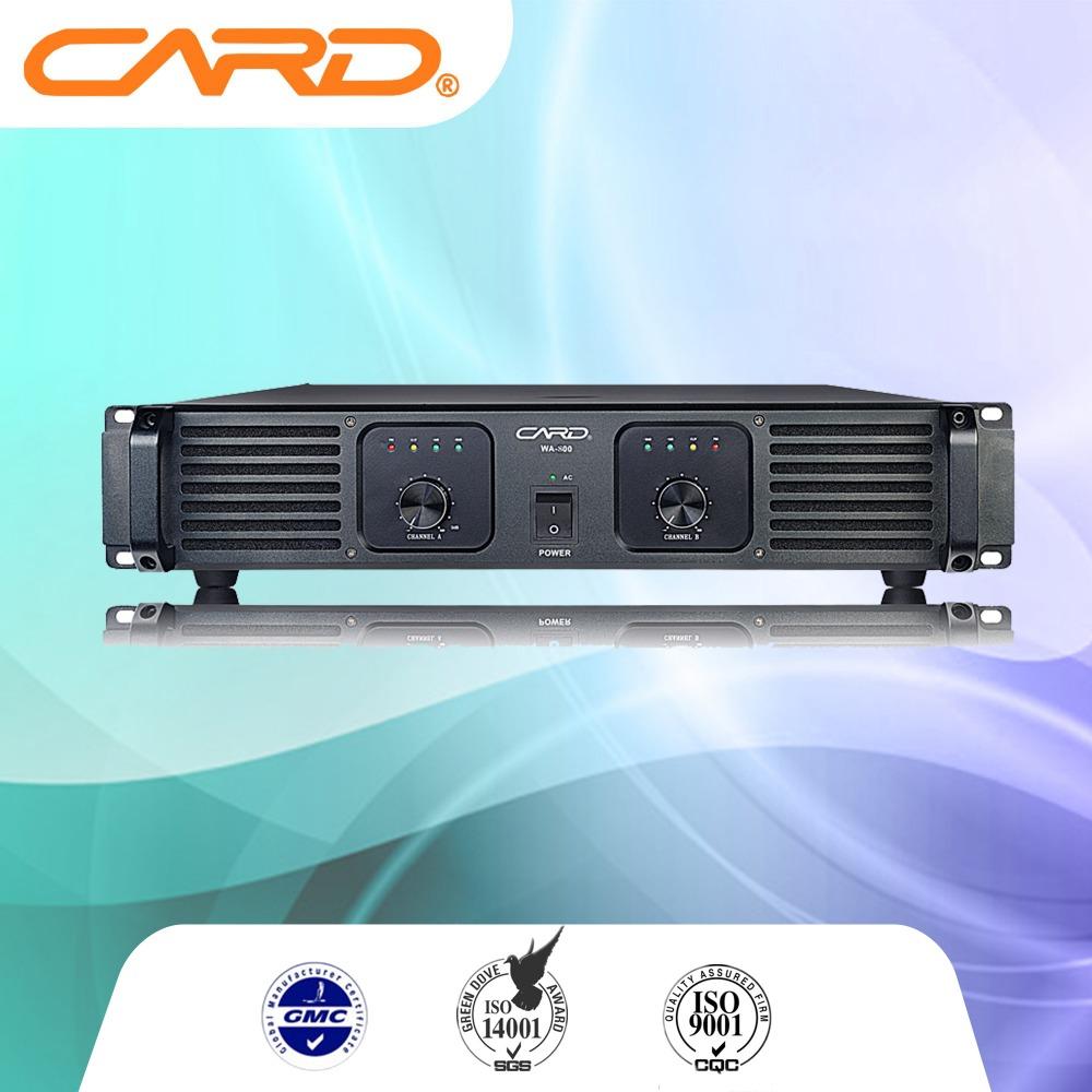 High Quality Audio Power Amp Dj Amp Pro Audio Amplifier For Ktv ...