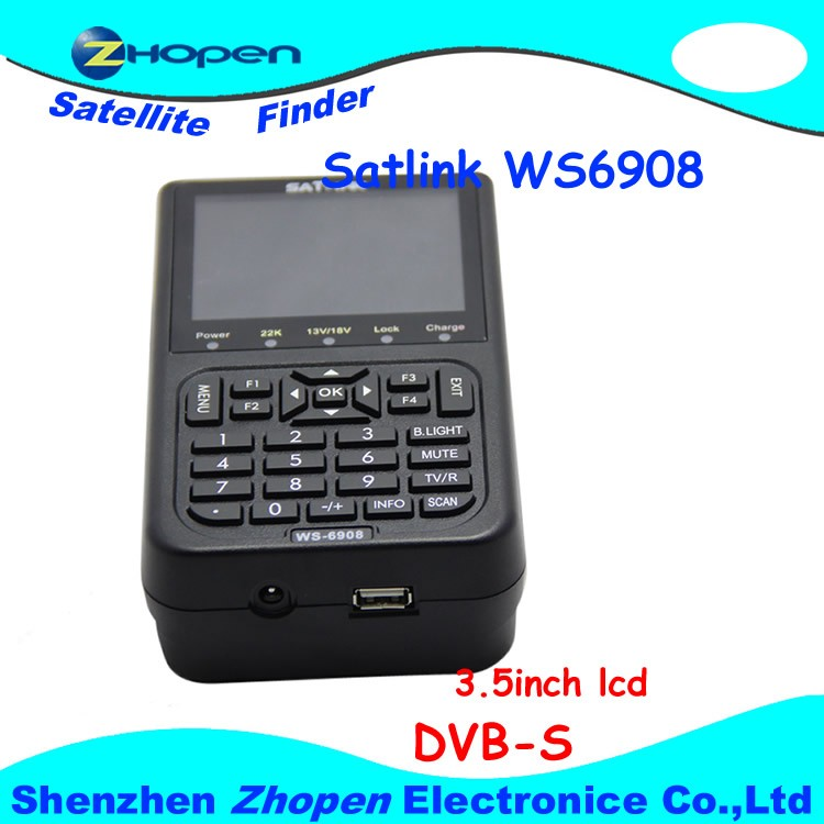 List Manufacturers Of Satellite Finder Prices Buy