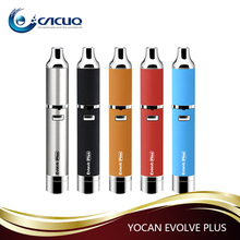 Chinese exports Yocan Evolve Plus heat protection e cigarette wax vaporizer pen