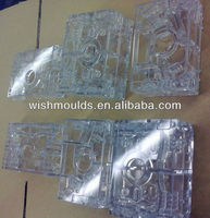 Custom Molded plastic parts production