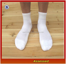 Sock Manufacturer Custom 100% Acrylic White Extra Thick Mens Socks/Socks Machine Price/Wholesale Men Dress Socks ---AMY150290