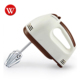 manual hand mixer with mixing bowl set