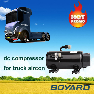 <strong>r134a</strong> compressor <strong>12v</strong>/24v electric car for hybrid air conditioner truck sleeper cabin air conditioner