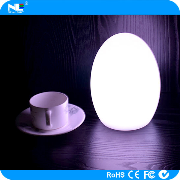 RGB LED light ball remote control decoration for night led ball furniture
