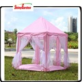 Outdoor Hexagon Princess Castle Play house Tent for Kids