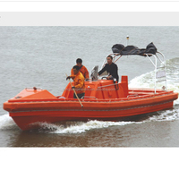 6m Used Rescue Boat for Sale