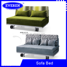 manufacturer high quality bedroom folding mini sofa
