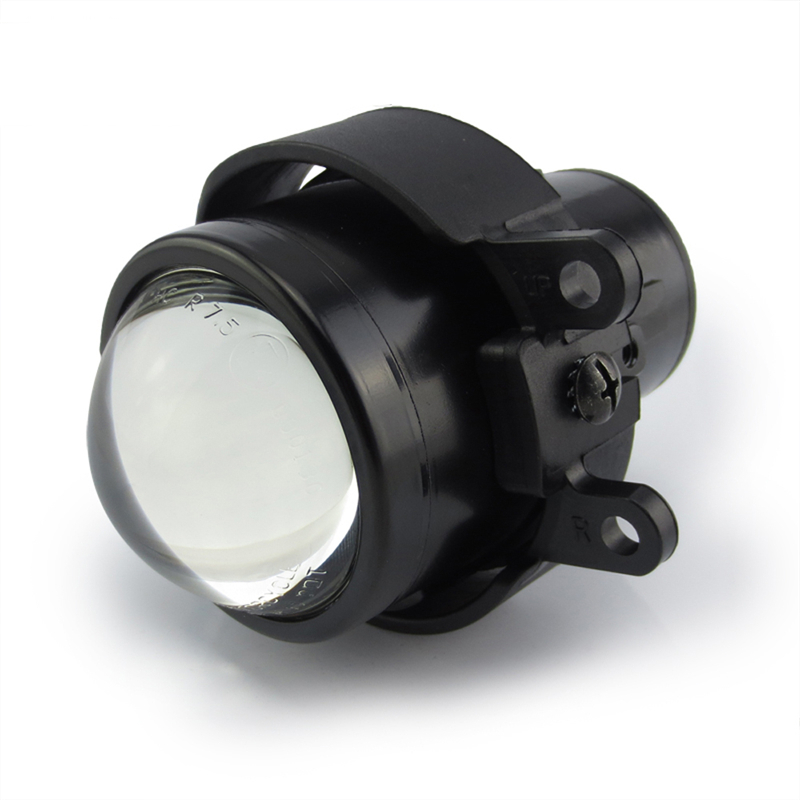 bifocal Double High low beam drive light H9 H16 projector Front <strong>fog</strong> lens <strong>lamp</strong> house holder For toyota agya avanza Retrofit parts