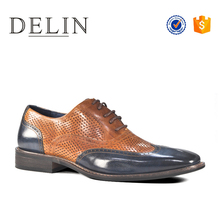 Most popular and fashion soft genuine leather men dress shoes