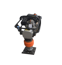 Best price oil vibrating tamping rammer