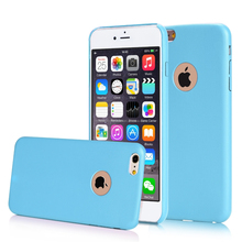 Factory Wholesale PU leather Mobile Phone Back Case For iPhone 6 4.7inch