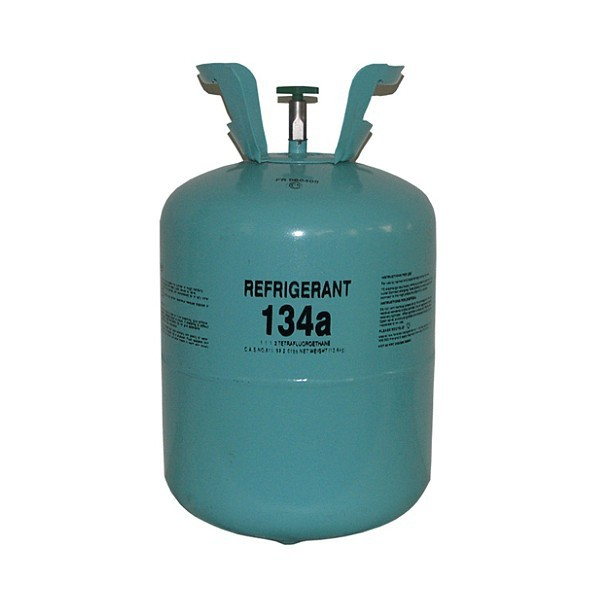 Gas Used In Refrigeration In Refillable Cylinder, Sale Tetrafluoroethane 134a