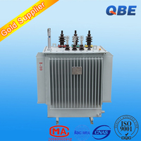3 phase step down step up new technology oil immersed 1000kva 10kv 11kv 33kv transformer