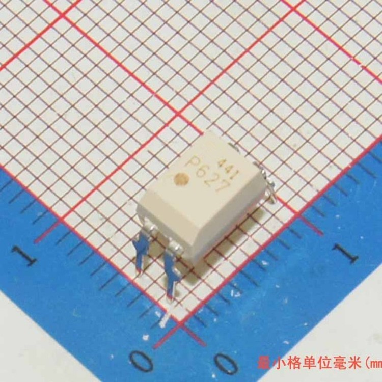 IC Transistor Output Optocouplers TLP627T DIP-4