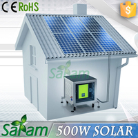 500W 220V Home Solar Energy Equipment