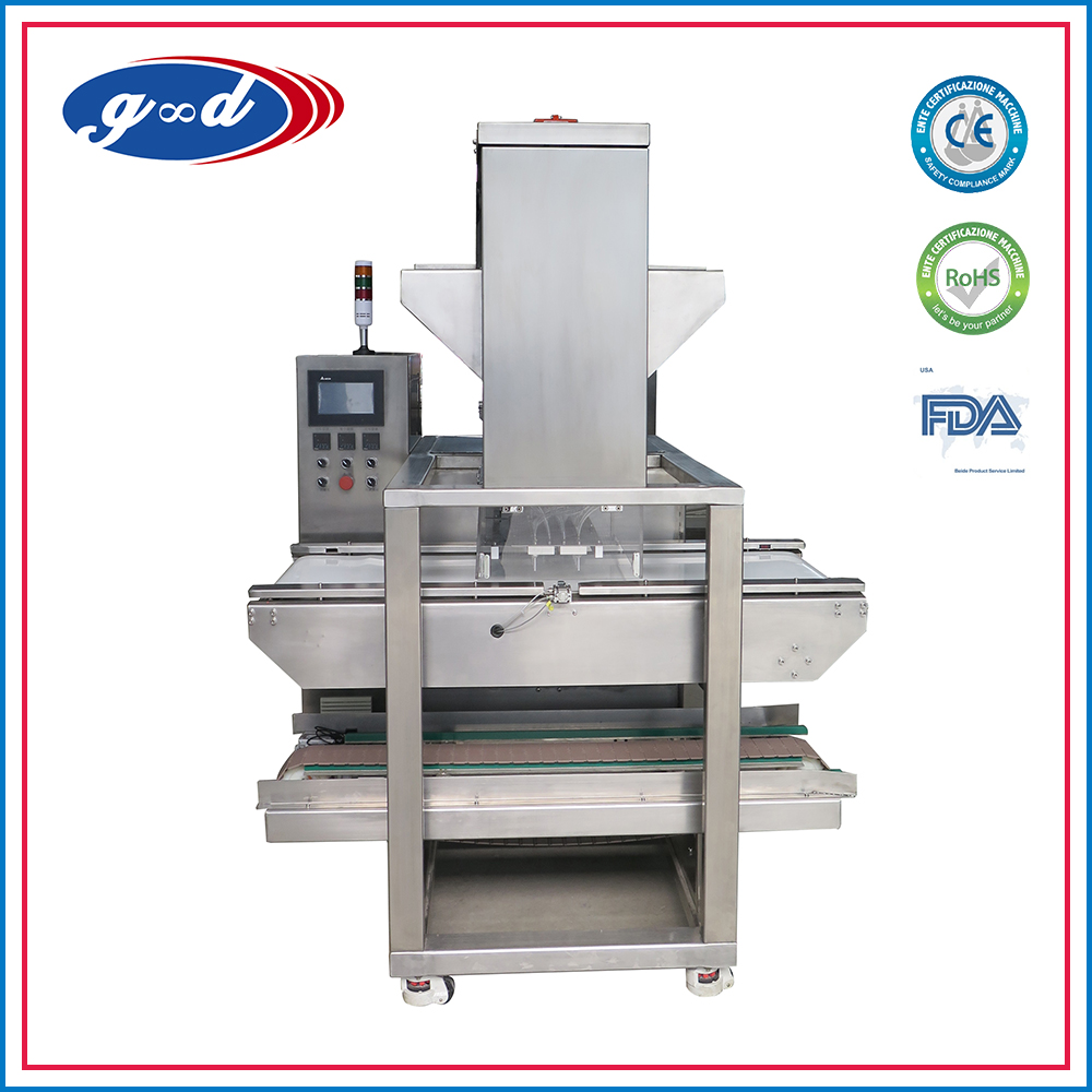 One Shot Technology Candy Chocolate Coating Machine