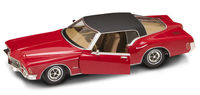 1971 Buick Riviera GS (With Vinyl Top) scale 1:18