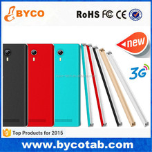 BYCO factory made QHD screen quad band video chat mobile phone