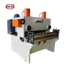 Automatic line for metal steel coil transverse cutting machine