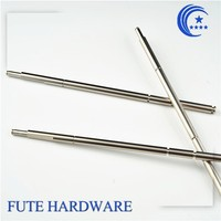 Hydraulic pump drive shaft/cylindrical pin metal spare parts