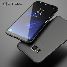 Factory Wholesale Free Sample Cell Phone Back cover Ultra Slim PP Matte Mobile phone Case Supplier for Samsung S8 galaxy