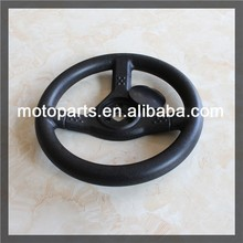 265mm steering wheel go kart PU foam steering wheel