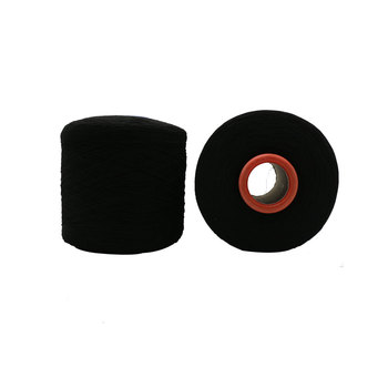 wholesale 210# rubber 75D / 75D polyester yarn rubber covered yarn