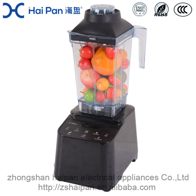 Attractive price hot sale Household Home use thermo blender,industrial mixer,industrial blender