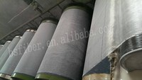 high quality breathable grey fiberglass compound non woven SBS waterproof membrane