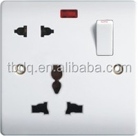 13A multi-function switched socket +16A socket