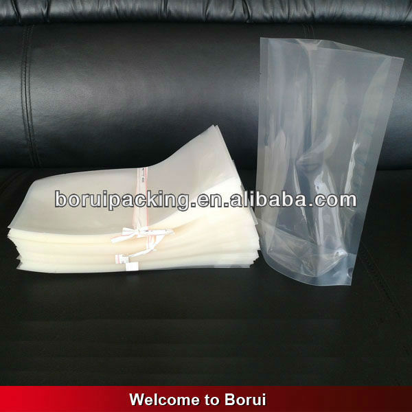 Vacuum shrink packaging plastic bag for meat,pork,chick,mutton,beef,fish etc