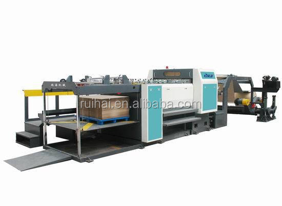 China Best Manufacture For Varies Of Paper Cutting Machine