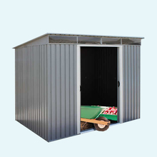 metal roofing ornaments 8x8 garden diy steel storage shed